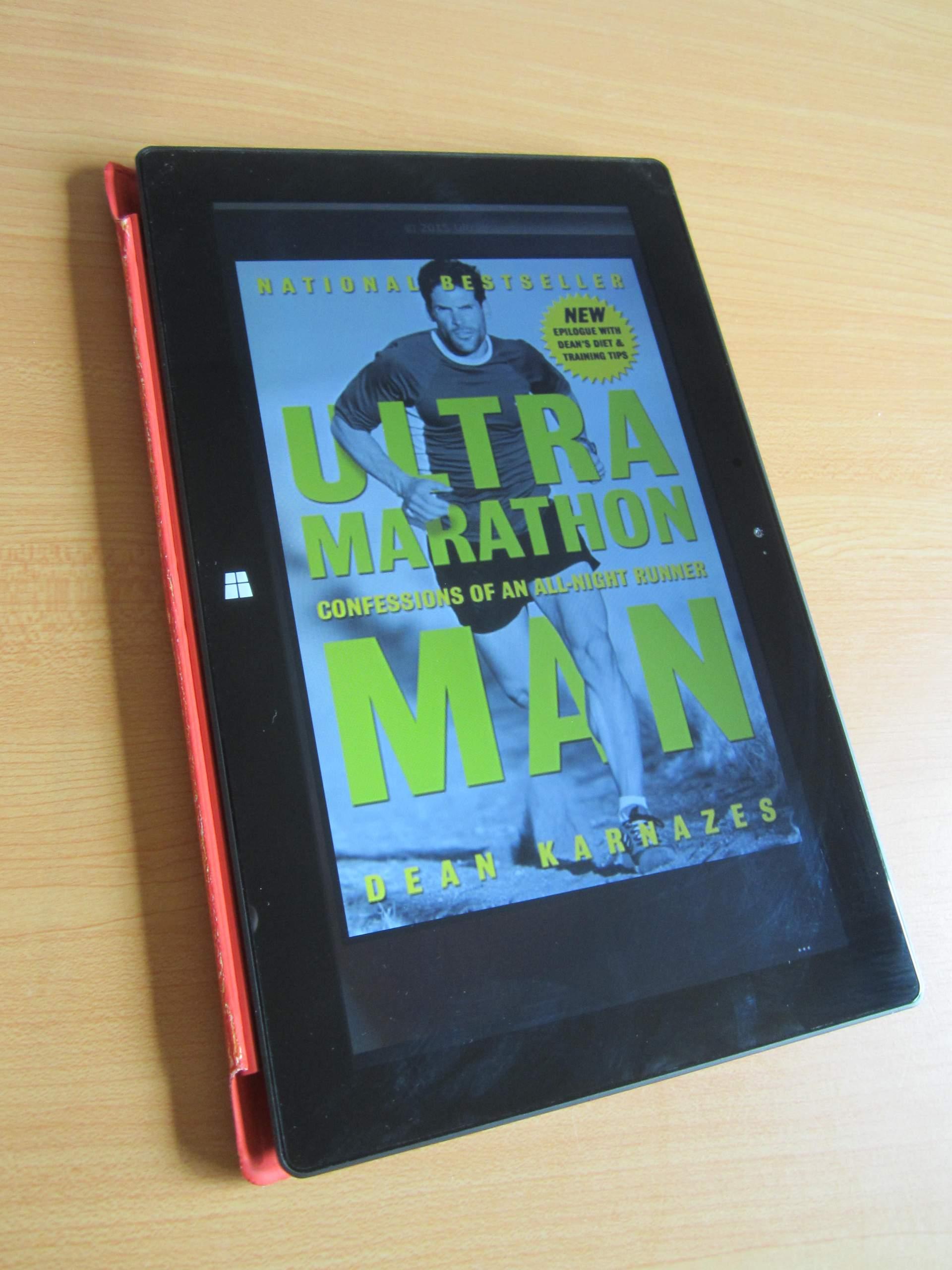 Ultramarathon Man ebook, Dean Karnazes