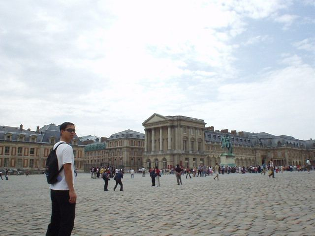 Featured photo for Versailles, France