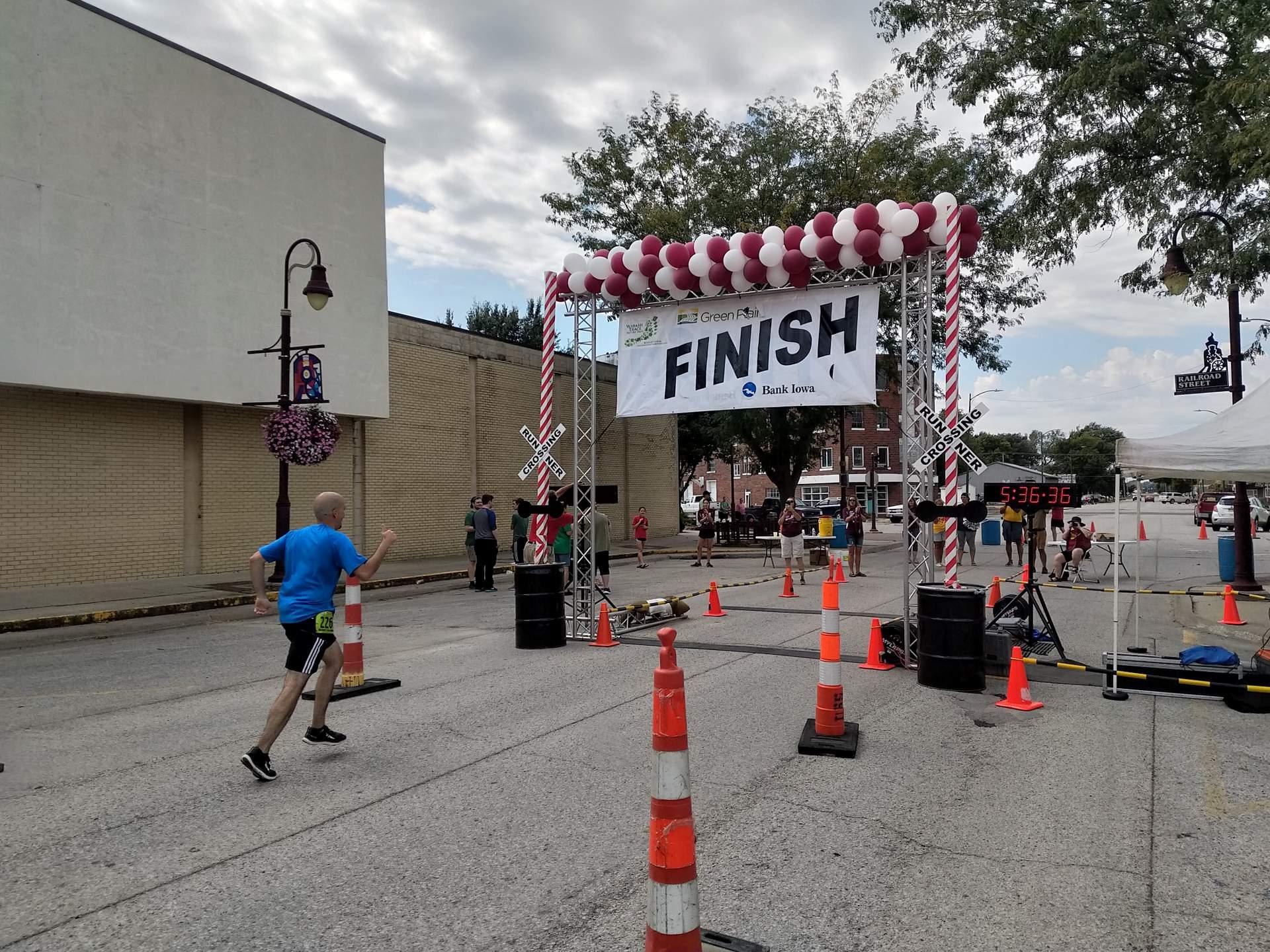 Featured photo for Wabash Trace Trail Marathon