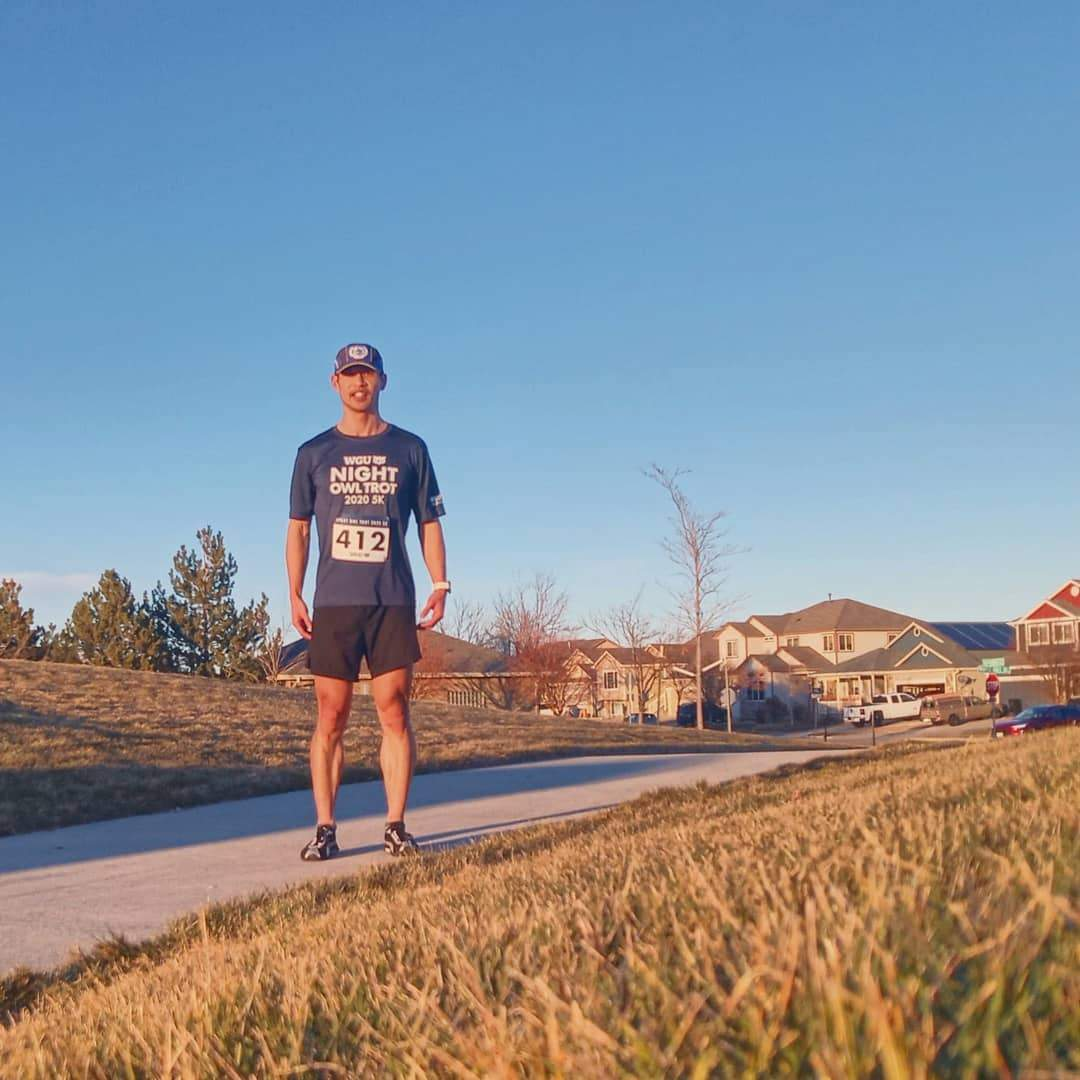 Featured photo for WGU Night Owl Trot 5k