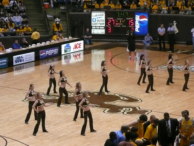 Featured photo for Wyoming Basketball