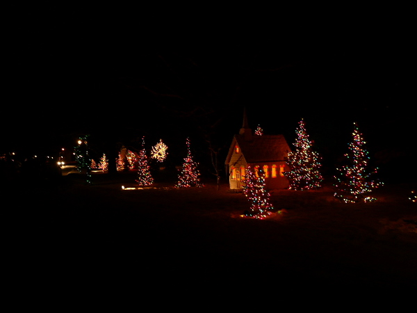 Featured photo for X-mas Lights Run
