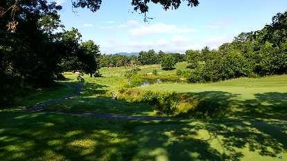 The Grove Park Inn Golf Course.