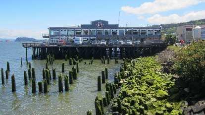Pier 12, Astoria, Oregon