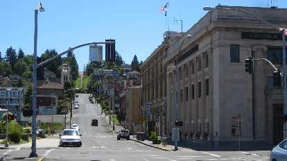Astoria City Hall, 11th & Duane Street, Astoria, Oregon