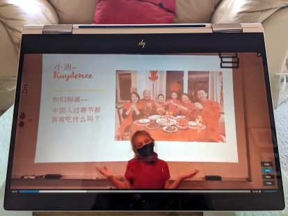 Thumbnail for Watch These Fort Collins Kids Speak Perfect Mandarin at AXIS International