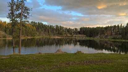 Sylvan Lake.