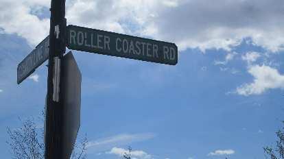 Mile 62: Roller Coaster Rd.