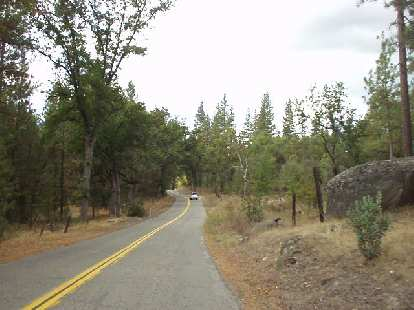 [Mile 116, 2:39 p.m.] The ride was plenty scenic with hardly any cars aside from a couple of stretches.