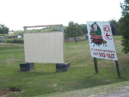[Mile 354] Arnold Paint Ball of LaSalle, Quebec.