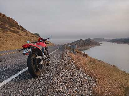 Thumbnail for Fall Motorcycle Ride to Horsetooth Reservoir