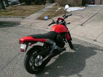 Thumbnail for Related: 2003 Buell Blast (2008)