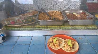 taco shop, Puerto Juárez, Cancún