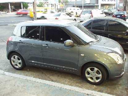 New Suzuki Swift.