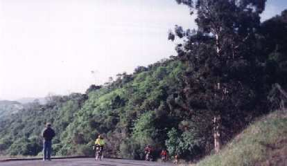 first rest stop of 1999 Central Coast Double Century