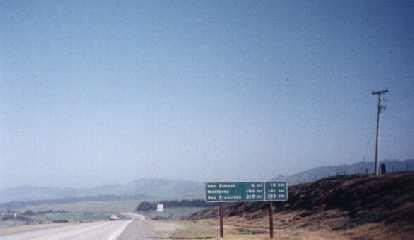 Highway 1, 1999 Central Coast Double Century