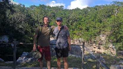 Alberto François, Felix Wong, Cenote Sagrado
