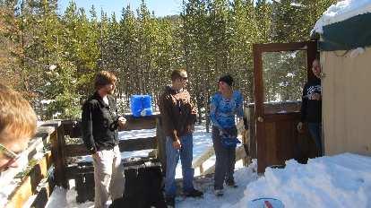 Jesse, Nate, Diana and Krista.
