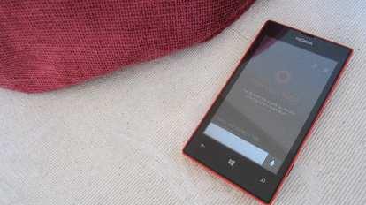 Thumbnail for Related: Cortana on my Nokia Lumia 520 Windows Phone! (2014)