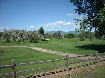 The Fort Collins Country Club.