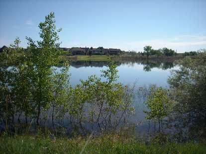 Richards Lake.