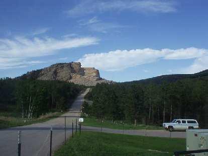Thumbnail for Crazy Horse Memorial, SD