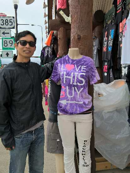 Felix Wong, I love this guy T-shirt