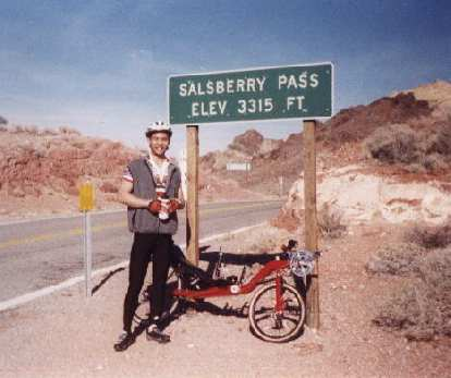 Thumbnail for Related: Death Valley Double Century (2000)