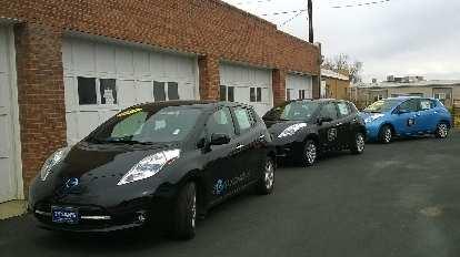 Nissan Leafs (Leaves)?