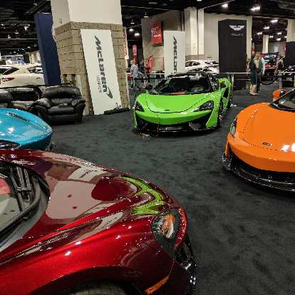 Thumbnail for Related: Denver Auto Show (2019)