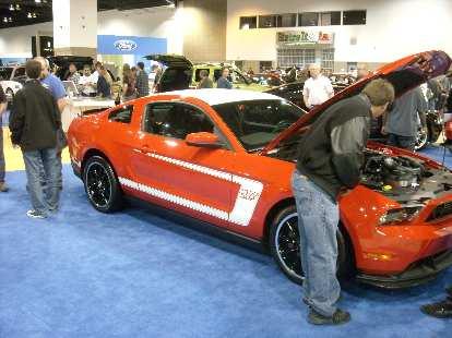 Mustang Boss 302.
