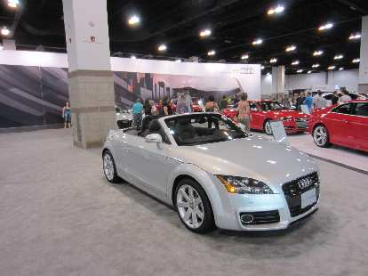 The 2012 Audi TT Roadster shares more than a passing resemblance to my Mk. I TT Roadster Quattro.