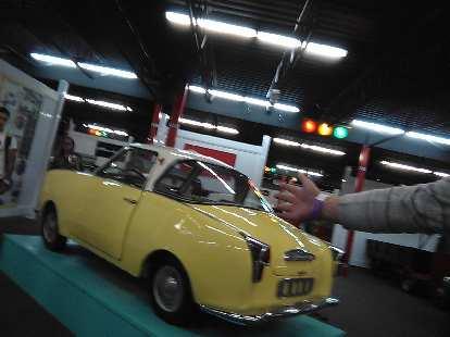 A micro car.
