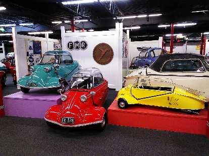 More micro cars.