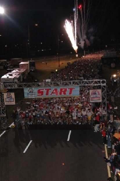 Thumbnail for Related: Disney World Half Marathon (2009)