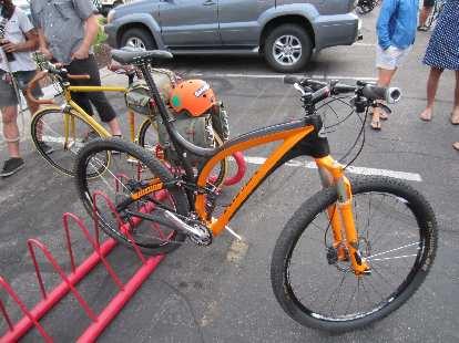 Slick Niner bike.