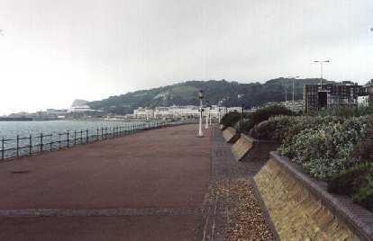 Port of Dover.
