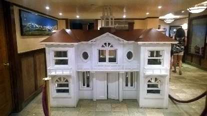 Stanley Hotel doll house.