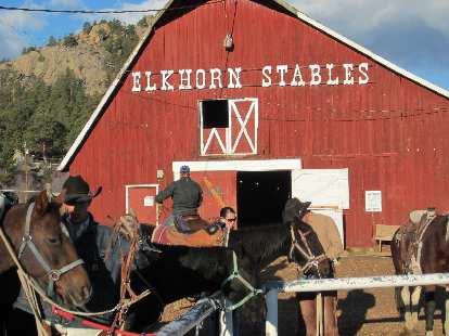 Elkhorn Stables.