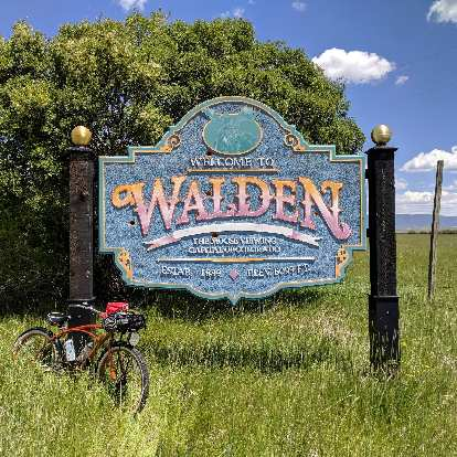 Thumbnail for Related: Fort Collins-Walden 200: Riding a Double Century on a 1-Speed Huffy Cruiser (2019)