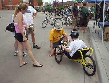 Thumbnail for Related: FC Community Bike Fair (2007)