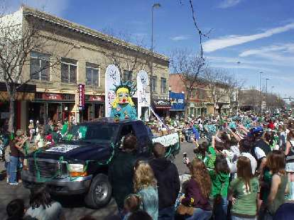 Thumbnail for Related: FC St. Patrick's Day Parade (2007)