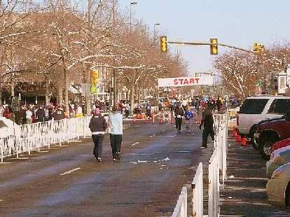 Thumbnail for Related: Fort Collins Thanksgiving Run (2007)