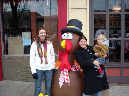 Thumbnail for Related: Fort Collins Thanksgiving Run (2008)