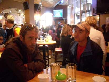 Nick and Chris.