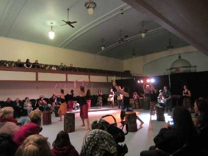 Fale African Drum & Dance.