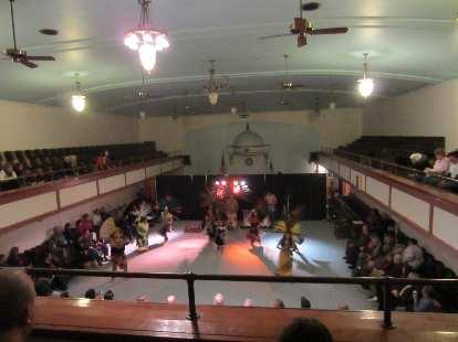 Grupo Tlaloc Danza Azteca.