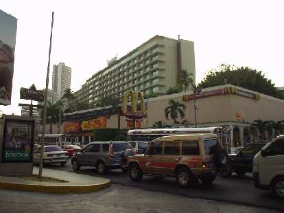 Apparently there are McDonalds'restaurants (and KFC and Wendy's) in Panama City.  I haven't tried them.