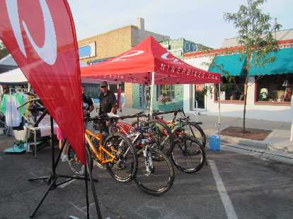 Niner Bicycles now has a headquarters in Fort Collins.  (They started out of Los Angeles.)