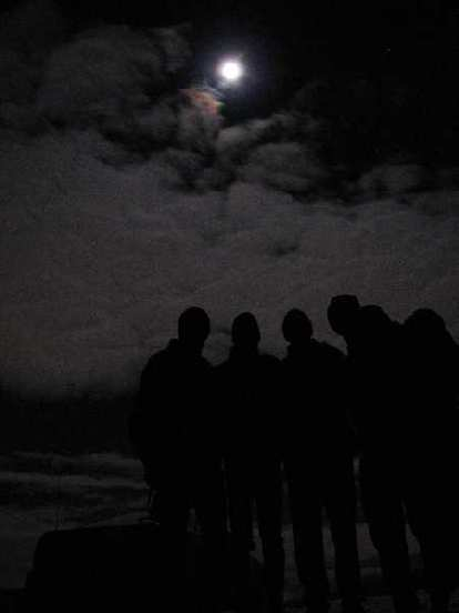Thumbnail for Related: Full Moon Running Article (2008)